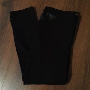 Ladies DKNY Black Leggings